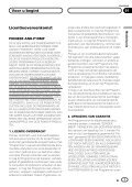 Pioneer ANH-P10MP - User manual - néerlandais - Page 7