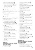 Pioneer AVIC-X1 - Software manual - français - Page 7