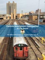 Platform Development Opportunities in The Bronx