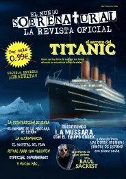 El Mundo Sobrenatural Febrero 2016 - El Secreto del Titanic