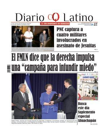Edición 06 de Febrero de 2016