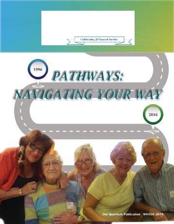 PATHWAYS NAVIGATING YOUR WAY