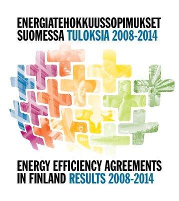 energiatehokkuussopimukset