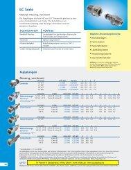 LC Serie – Technische Daten - Infiltec GmbH