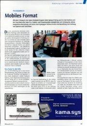 Mobiles Format - TCPOS