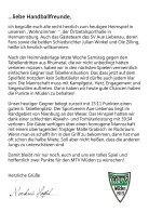 Hallenheft #MüdenerJungs 6. Ausgabe - Page 3