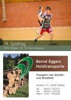 Hallenheft #MüdenerJungs 6. Ausgabe - Page 6