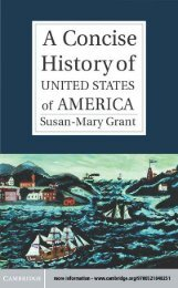 A Concise History of the United States of America (2012)