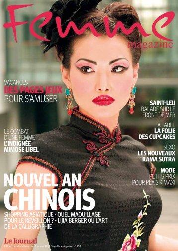 19/01/2012 [ Télécharger ] - Femme Magazine
