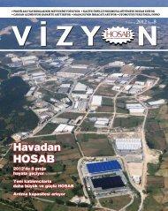 Vizyon Dergisi - HOSAB