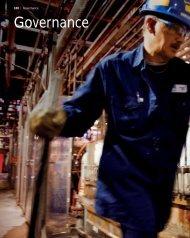 Governance - Xstrata