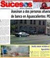 Tráiler impacta con autobús de transporte de personal y lo lanza a un barranco - Page 5