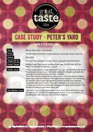 Case Study - Peter's Yard