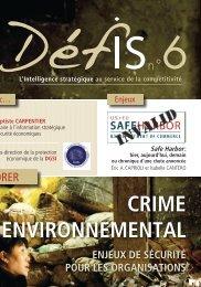 Crime environnemental