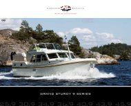 GRAND STURDY 9 SERIES - Linssen Yachts