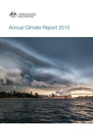 Annual Climate Report 2015