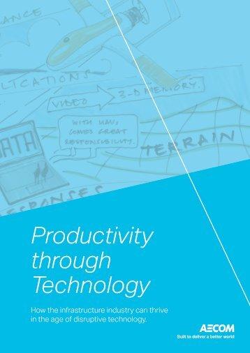 Productivity through Technology
