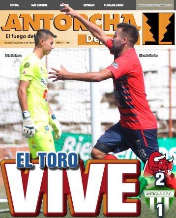 Antorcha Deportiva 198