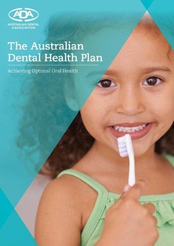 The Australian Dental Health Plan