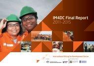 IM4DC Final Report 2011-2015