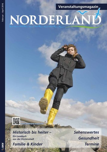 Norderland - Veranstaltungsmagazin