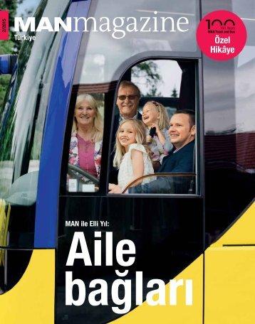 MANmagazine Bus 2/2015 Türkiye
