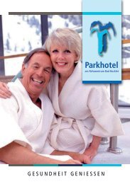 Parkhotel am Rehazentrum Bad Bocklet