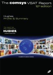 COMSYS VSAT Report, 12th Edition - Hughes Profile & Summary