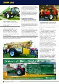Home-grown equipment on show at LAMMA 16 - Page 3