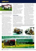 Home-grown equipment on show at LAMMA 16 - Page 5