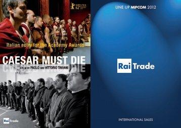 documentary - Rai Trade