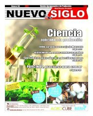 Revista Agropecuaria Nuevo Siglo nÚMERO 140 - Febrero 2016