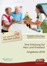 Hausbroschuere_Herz-Kreislauf-Zentrum Groß Gerungs