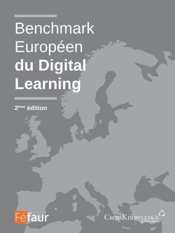 Benchmark Européen du Digital Learning