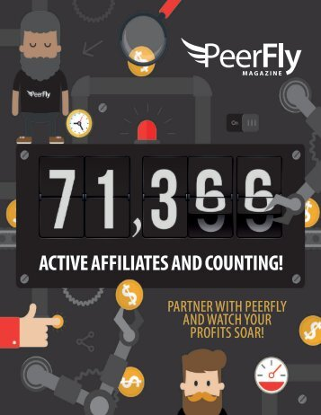 ACTIVE AFFILIATES AND COUNTING!