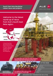 Welcome to the latest round-up of news from ALE's South East Asia region