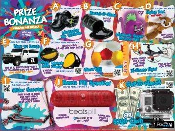 Prize Bonanza