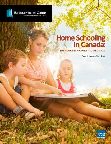 Home Schooling in Canada