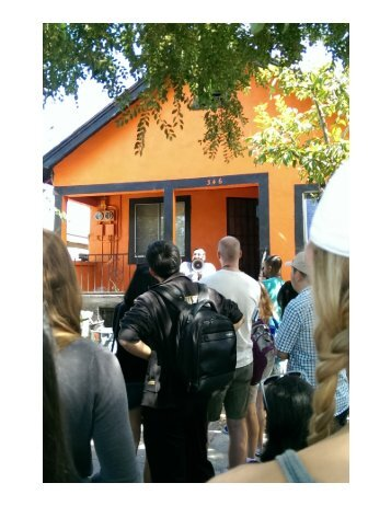 Gentrification In Los Angeles demonstrate catalyze policies