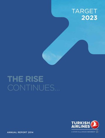 THE RISE CONTINUES…