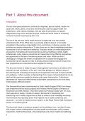 Arts for health and wellbeing An evaluation framework - Page 5