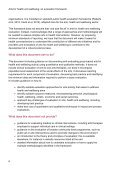 Arts for health and wellbeing An evaluation framework - Page 6