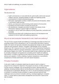 Arts for health and wellbeing An evaluation framework - Page 7