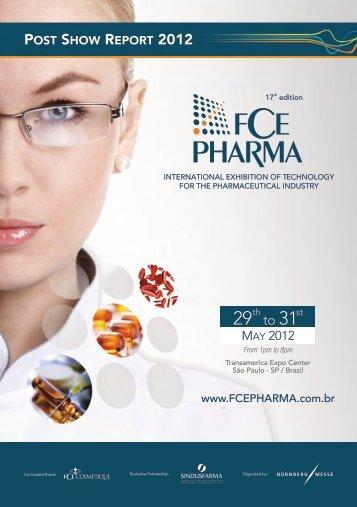 Flourishing business. - FCE Pharma