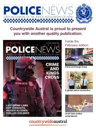 Police News February 2016 Published by Countrywide Austral