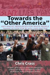 """Towards the """"Other America"""""""