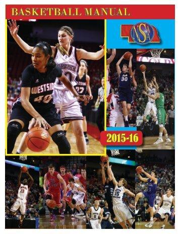 BASKETBALL MANUAL 2015-16