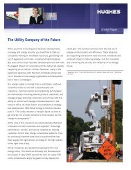The Utility Company of the Future - Hughes