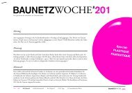 BauNetzWoche#201 – Plastique Fantastique