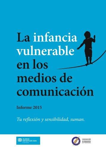 vulnerable en los medios de comunicación